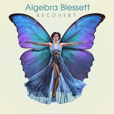 Algebra CD Album Cover - Discovery