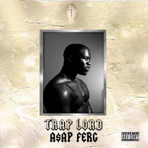 A$ap Ferg CD Album Cover - Lord Trap