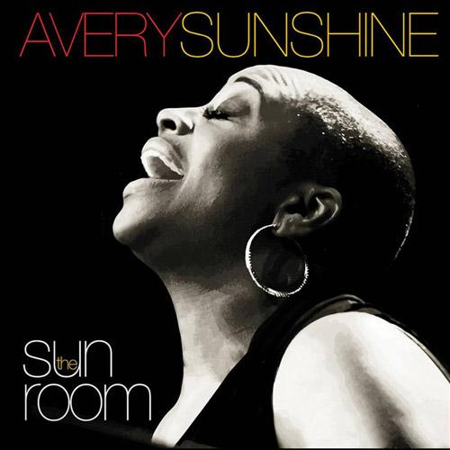 Avery Sunshine CD Album Cover - The Sunroom