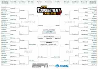 Jerry's Bracket