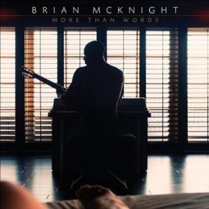 Brian McKnight CD Album Cover More Than Words