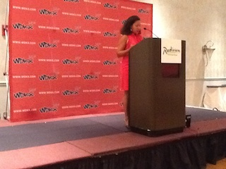 Cheryl McKeiver at Women for Women