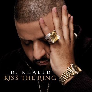 DJ Khaled CD Album Cover - Kiss The Ring