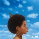 Drake CD Album Cover - Nothing Was The Same