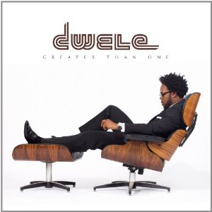 Dwele CD Album Cover - Greater Than One