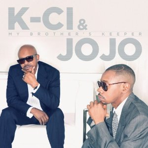K-Ci & JoJo CD Album Cover - My Brother's Keeper