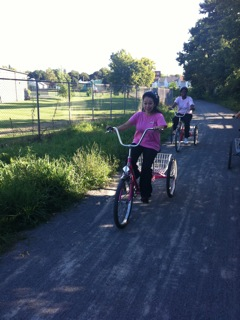 Conkey Cruisers: Lily