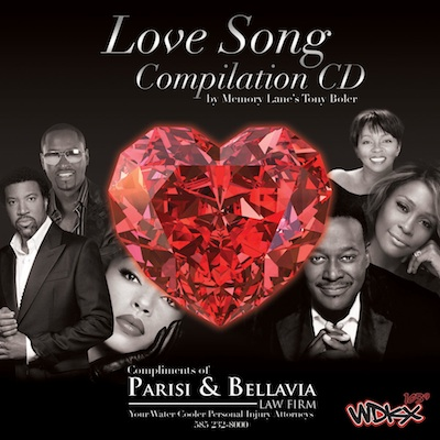 WDKX Love Songs Compilation