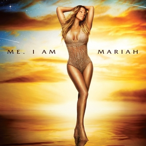 Mariah Carey CD Album Cover - Me. I Am Mariah... The Elusive Chanteuse