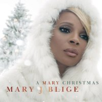 Mary J. Blige CD Album Cover - A Mary Christmas