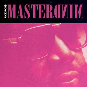 Rick Ross CD Album Cover - Mastermind