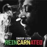 Snoop Lion CD Album Cover - Reincarnated