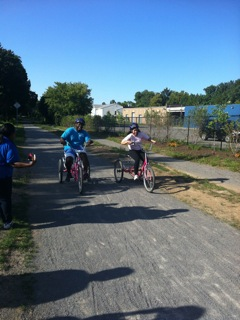 Conkey Cruisers: Tariq and Reign Racing