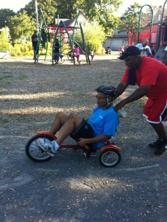 Conkey Cruisers: Tony Giving Dre A Push Start