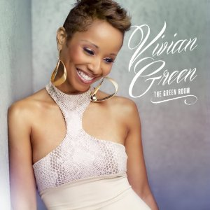 Vivian Green CD Album Cover - The Green Room