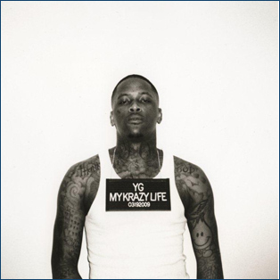 YG CD Album Cover - My Krazy Life