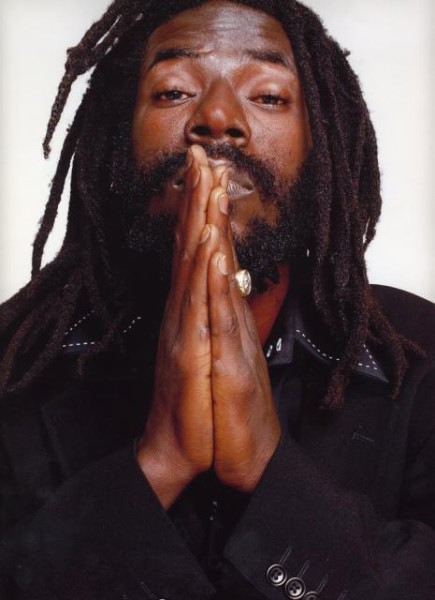 Buju Banton Praying