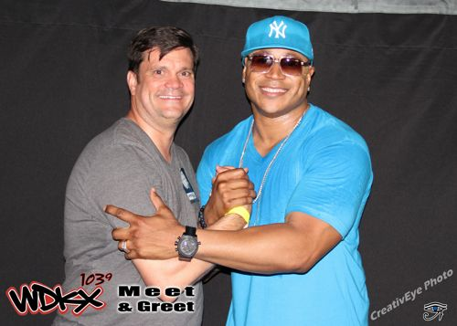 LL Cool J Meet and Greet