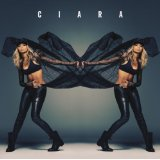 Ciara CD Album Cover - Ciara