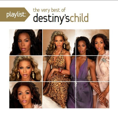 Destiny's Child CD Album Cover - The Very Best of Destiny's Child (Original Recording Remastered)