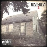Eminem CD Album Cover - The Marshall Mathers LP 2