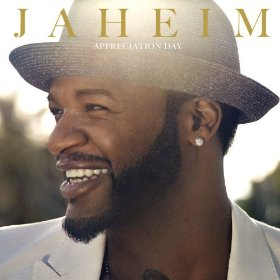 Jaheim CD Album Cover - Appreciation Day