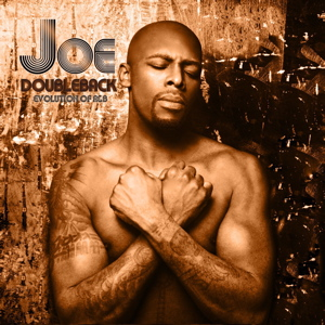 Joe CD Album Cover - Doubleback Evolution Of R&B