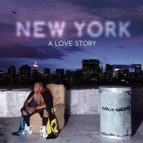 Mack Wilds CD Album Cover - New York A Love Story