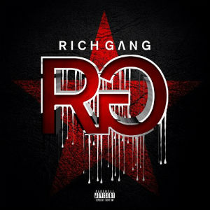 Rich Gang CD Album Cover - Rich Gang