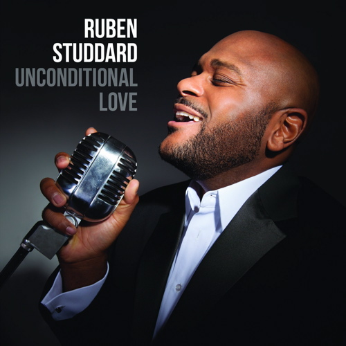 Ruben Studdard CD Album Cover - Unconditional Love