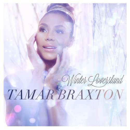 Tamar Braxton Christmas CD Album Cover Winter Loversland