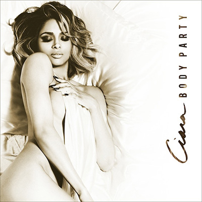 Ciara - Body Parts Promo Picture