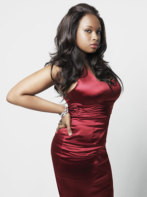 Jennifer Hudson's Slimmer Side