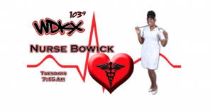 Nurse Bowick Label