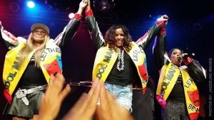 Salt-N-Pepa and DJ Spinderella