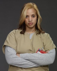 Actress Dascha Polanco as Daya in OITNB