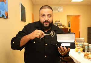 Dj Khaled #Keys