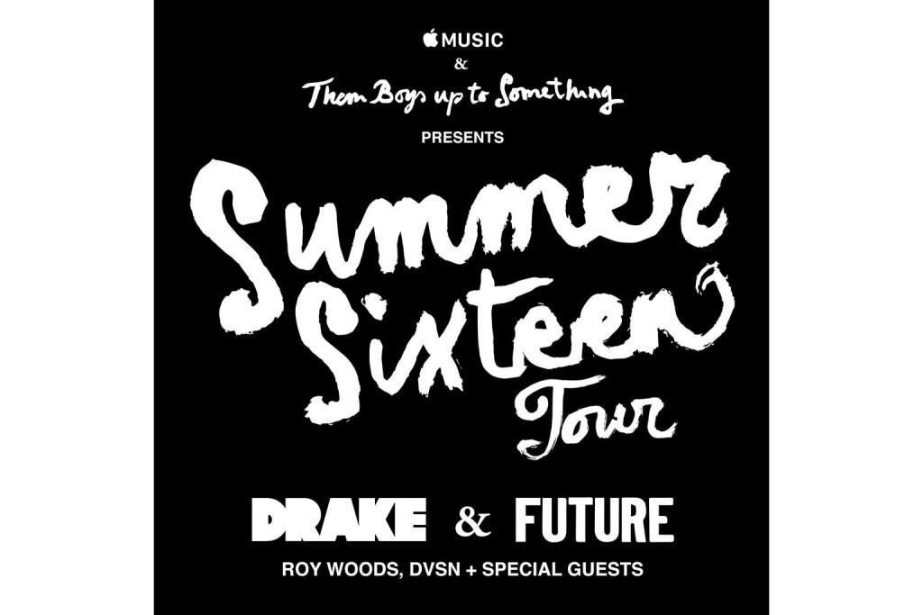 Drake's Summer Sixteen Tour Dates Released, Plus OVO Fest