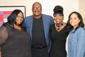 Melany Silas, Mathew Knowles, Theresa Bowick, Reign