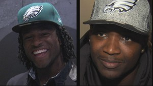 Quentin Gause (left) Bruce Johnson (right)