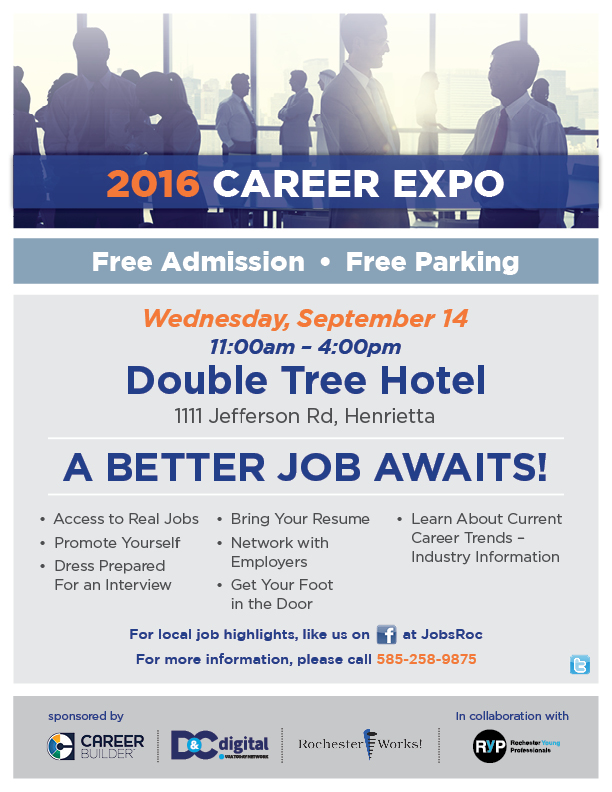 SeptCareerFair_2016_8x11_ComOutreach job seekers revised