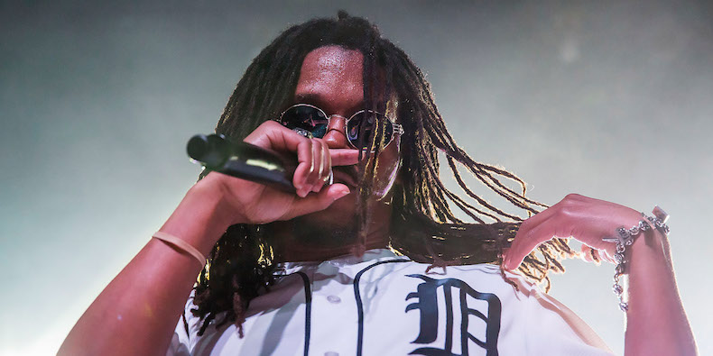 Lupe Fiasco In Concert - Detroit, MI