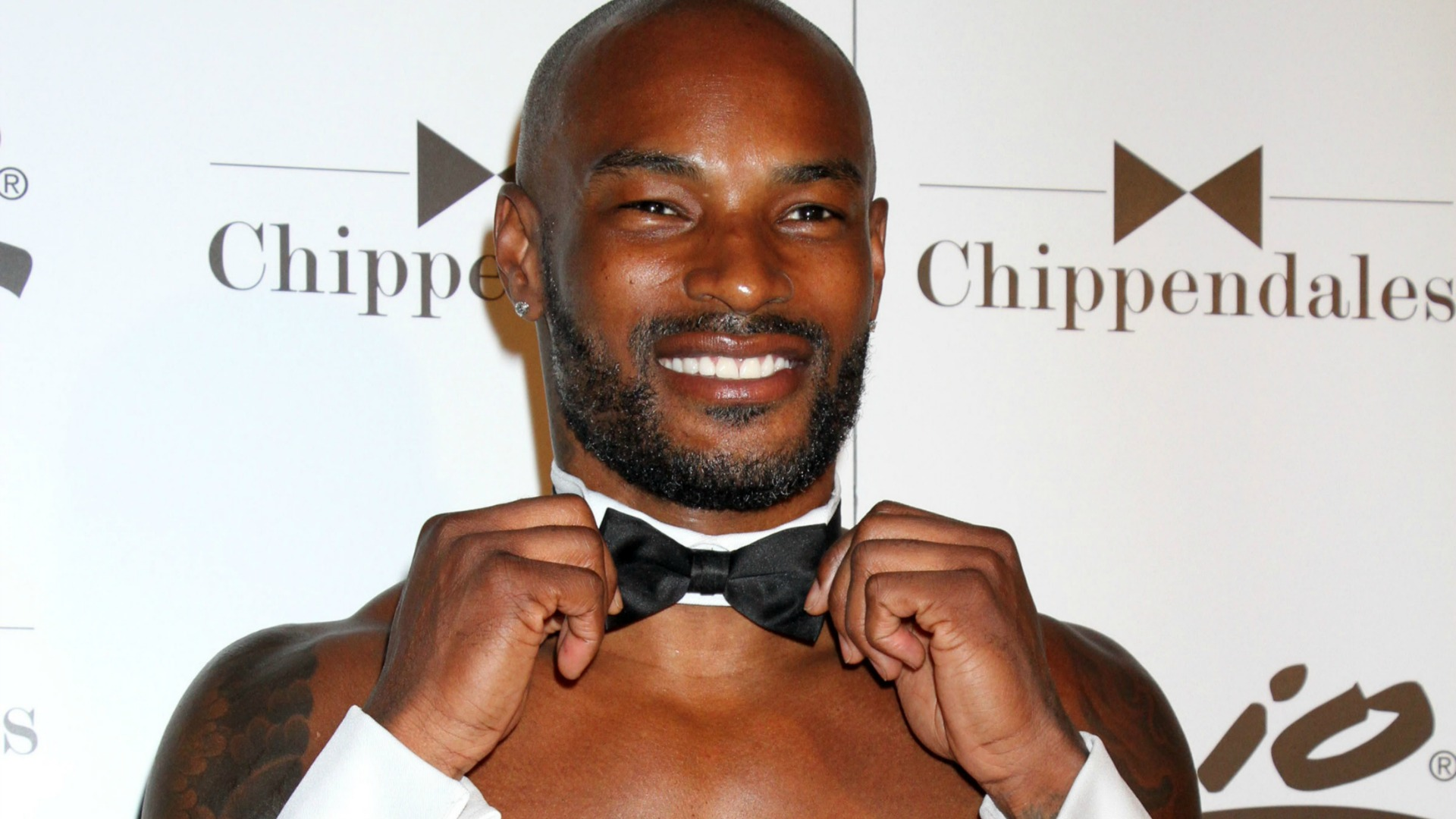 Forget Magic Mike We've Got Magic Ty! Tyson Beckford Is ...