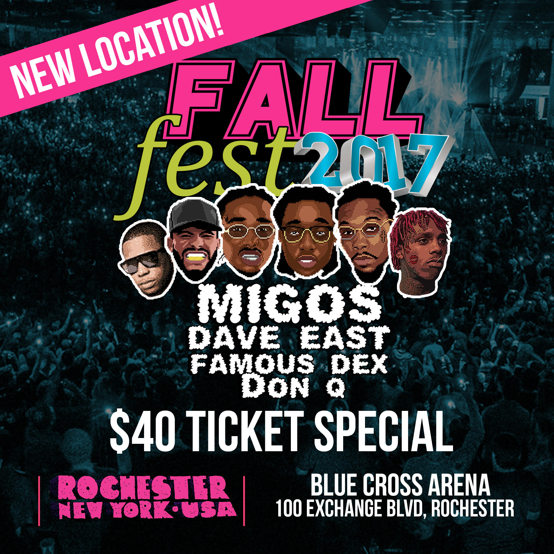 Fall Fest Moved