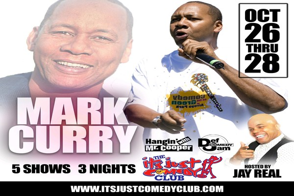 Mark Curry 10.26 - 10.28