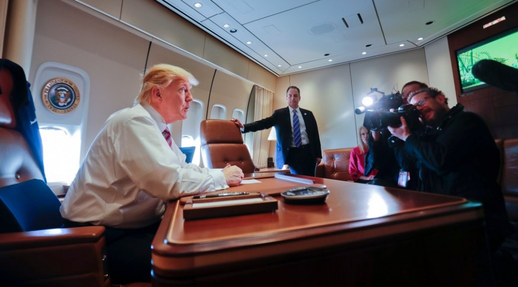 beautiful-great-plane-trump-was-in-awe-of-his-first-flight-on-air-force-one