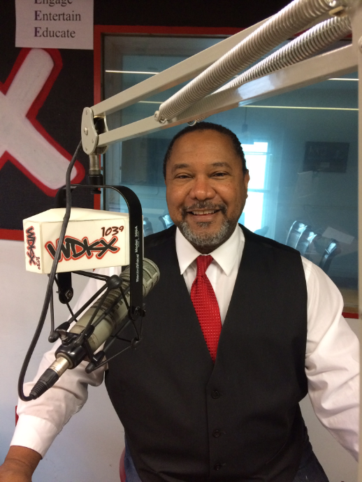 richard McCollough on WDKX