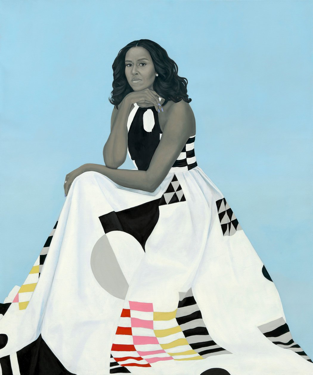 Portrait By: Amy Sherald