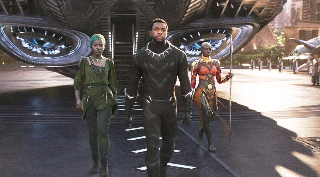Black Panther Hero and Heroines
