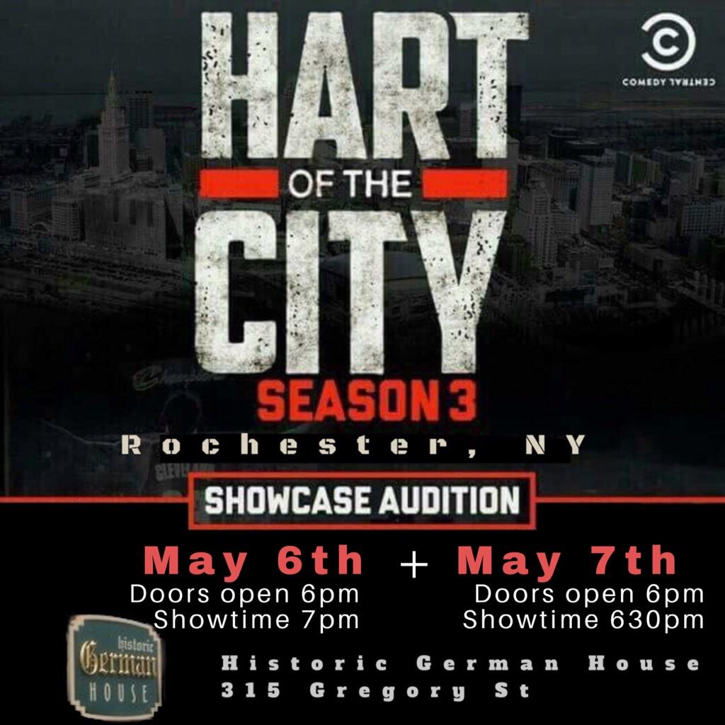 Hart of the City - Season 3